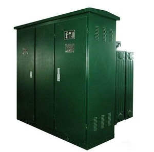 ZGS11 serise american  Box-type transformer substation
